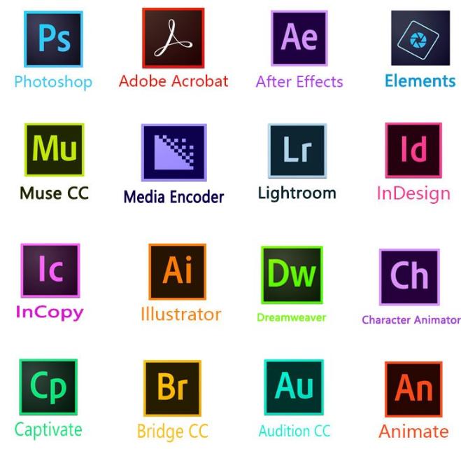 【软件分享】Adobe直装全家桶